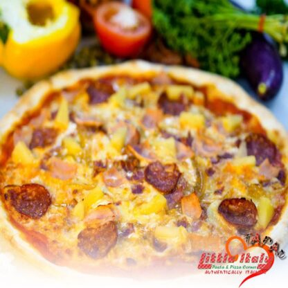 Carnivora Pizza | Little Italy TAPAU Kota Kinabalu | Hem of great Italian Pizza
