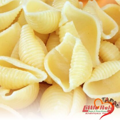 Conchiglie Pasta | Little Italy KK, Best pizza and pasta in Sabah !!