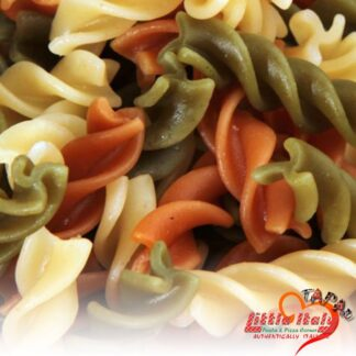 Fusilli Pasta | Little Italy KK, Best pizza and pasta in Sabah !!