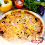 Hawaiana Pizza   Little Italy TAPAU Kota Kinabalu   Hem of great Italian Pizza