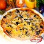 Quattro Stagioni Pizza   Little Italy TAPAU Kota Kinabalu   Hem of great Italian Pizza