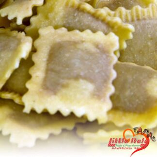 Ravioli mushroom Pasta | Little Italy KK, Best pizza and pasta in Sabah !!