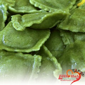 Ravioli Spinach Pasta | Little Italy KK, Best pizza and pasta in Sabah !!