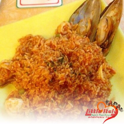Risotto Ai Frutti di Mere | Little Italy KK, Best pizza and pasta in Sabah !!