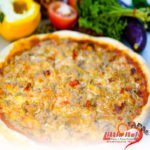Tonne e Cipolle Pizza   Little Italy TAPAU Kota Kinabalu   Hem of great Italian Pizza