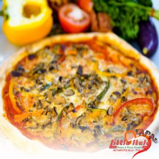 Vegetariana Pizza | Little Italy TAPAU Kota Kinabalu | Hem of great Italian Pizza