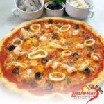 Pizza Marinara   Little ITaly TAPAU Kota Kinabalu